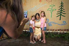 Pocahontas moves meet and greet location at Disney's Animal Kingdom | The Disney Blog