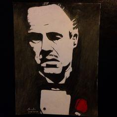 #thegodfather #art