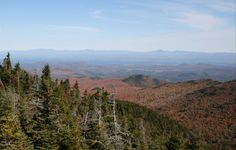 Vue fin de la crête, Jay Mountain, Adirondacks, octobre 2016 Jay, Nature, Upstate New York, Naturaleza, Nature Illustration, Off Grid, Natural