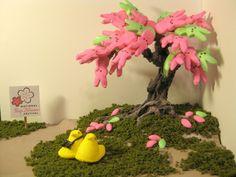 Peep Blossom Festival Created by Elizabeth Winer, 28, of Arlington, Va.