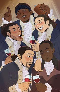 The 46 Songs From The 'Hamilton' Soundtrack Are Now Illustrated Hamilton Musical, Hamilton Soundtrack, Hamilton Broadway, Cast Of Hamilton, Alexander Hamilton, Hamilton Fanart, The Reynolds Pamphlet, Dear Theodosia, Hamilton Wallpaper
