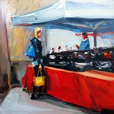 Jurij Frey: Am Markt