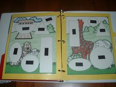 Our Cozy Nest: No Sew Quiet Books with file folder games.great for church or meetings or anywhere the little ones need to be occupied and quiet :) Church Activities, Toddler Activities, Activities For Kids, Toddler Games, Toddler Play, Indoor Activities, File Folder Activities, File Folder Games, File Folders