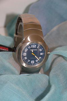 Reloj deportivo CARRERA acero inoxidable mitad de por PetraCool