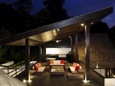 House by Charupan Wiriyawiwatt - Luxurious Houses With Stunning Architecture And Interior Design