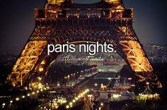 party in paris...pop some bottles..paris nights
