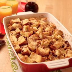 Overnight Baked Grand Marnier French Toast