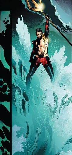 Namor: War!