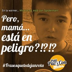 Amor de Sobri!!! www.petitpascon.es #frasesquetedejanrota #familiasmolonas #infanciafeliz #FelizLunes