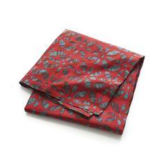 """Batik Floral 60""""x120"""" Tablecloth    Crate and Barrel"""