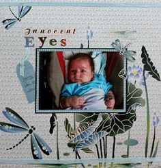 Feature Art Design: Scrapbooking Pages