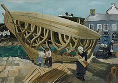 Sea to Shore: Paintings by Alfred Wallis & Christopher Wood Kettle's Yard at the Fitzwilliam Museum | The Fitzwilliam Museum