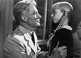 Patty McCormick with William Hopper in The Bad Seed Raymond Burr, Perry Mason, The Bad Seed, Drake, Scene, Actors, Stage, Actor