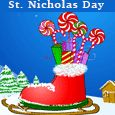 Home : Events : St. Nicholas Day [Dec 6] - Treated With Sweetness And Love...