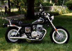 1987 Honda Rebel 250 My First Street Bike