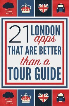 21 Apps That Will Change The Way You Look At London More