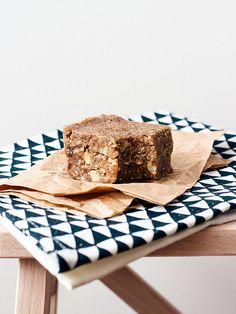 Raw banana, date, walnut bread by Ashlae | oh, ladycakes, via Flickr
