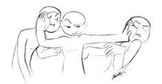 Draw the squad like