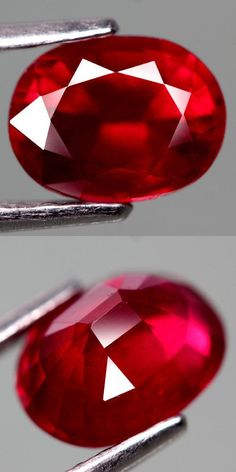 Natural Rubies 3827: Ruby 5.5Ct Unset Blood Red Oval Gem New Loose Faceted Jewelry Gemstone -> BUY IT NOW ONLY: $43.56 on eBay!