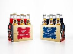 miller high life is my cheap beer fix. yum!