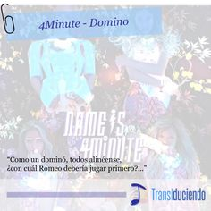 4Minute - Domino KPop