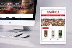 Drogheria Olimpia, la drogheria di una volta, online! #Prestashop #ecommerce #ShopOnline #drogheria