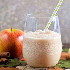 Creamy Apple Cider Slush