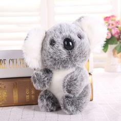 >> Click to Buy << 20cm Kawaii Koalas Plush Doll Small Bear Plush Toys Christmas Decorations Stuffed & Plush Animals Christmas Gift birthday gifts #Affiliate