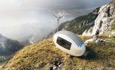 Micro living: Nice Architects launch self-sufficient 'Ecocapsule'