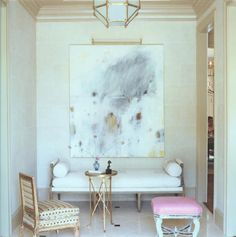dramatic pastel palette, decor, decorate, entrance, entrance hall, entry, entryway, entry way, foyer, front hall, front door, hall, hallway, home, interior design, #interiors, mudroom, mud room, stairwell, staircase, stair runner, stairs, stair hall