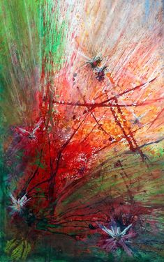 Andreas Ante Törnqvist. Free. Contemporary. Abstract. Art painting. Charcoal, ink, dry and oil pastels on paper. 1000x600mm. #abstractart