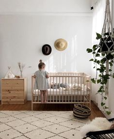 house plants in kids rooms | Room to Bloom