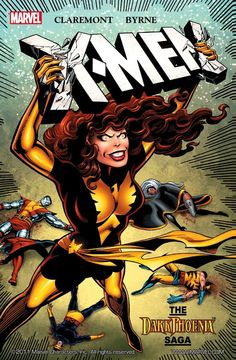 Dark Phoenix. You're not a bad person, but have a tendency to make truly disastrous decisions when you lose your temper. You are extremely passionate abou...Ha, cool.