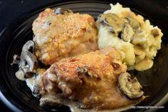 Easy & Elegant Chicken Alfredo, Wood pellet, grill, oven, recipe