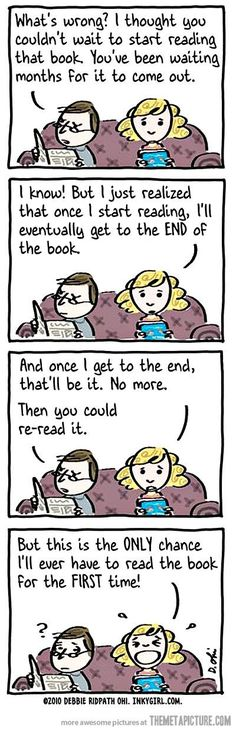 10 Dilemmas All Book Lovers Have Faced