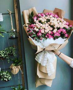 67 Ideas Birthday Flowers Arrangements Gift Ideas For 2019 Hand Bouquet, Rose Bouquet, How To Wrap Flowers, Beautiful Flowers, Luxury Flowers, Flower Aesthetic, Flower Decorations, Flower Designs, Floral Arrangements