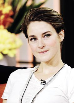 Shailene Woodley Interview