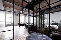 Sauspiel office by IFUB*, Berlin – Germany » Retail Design Blog