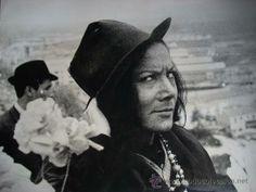 CARMEN AMAYA - Fotografía COLITA - 1960'S