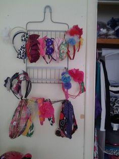 For headbands