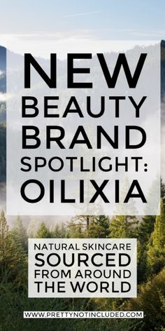 The Natural Skincare Brand Sourcing Ingredients From Around The World - This brand spotlight features natural beauty brand Oilixia founded by Alexandra Janson and inspired by her travels. All ingredients are ethically sourced, rare botanicals and extracts and travel friendly. Small batch produced in the UK.