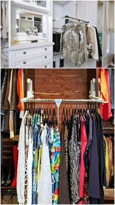 The Ideal Closet: Pull Out Rod // Live Simply by Annie