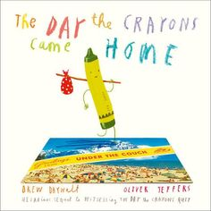 Amazon.co.jp: The Day the Crayons Came Home: Drew Daywalt, Oliver Jeffers: 洋書