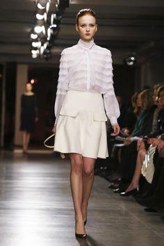 The Best of New York Fashion Week Fall 2015 - Oscar de la Renta Fall 2015