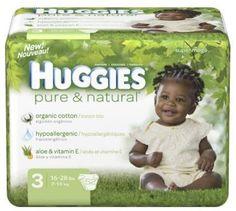 "huggies ""pure and natural"""