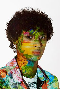 Isamaya Ffrench makeup artist