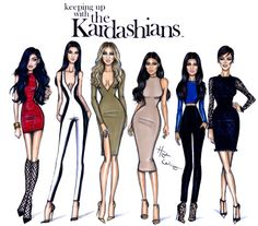 KUWTK by Hayden Williams