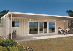 Who Else Wants Simple Step-By-Step Plans To Design And Build A Container Home From Scratch? Container Hotel, Container Homes Nz, Building A Container Home, Container Buildings, Container Architecture, Container House Plans, Container House Design, Tiny House Design, Container Office