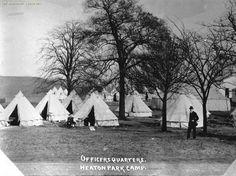Manchester Regiment Officers Quarters, Heaton Park