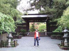 Entry to Hanoke Gardens